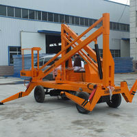 Genie boom lift/telescopic boom lift
