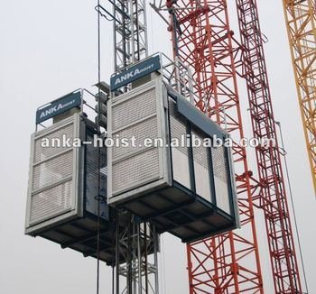 Construction hoist supplier