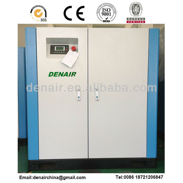 10 HP Denair screw air compressor