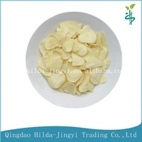2015 Organic Dehydrated Garlic Flakes