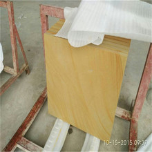 Yellow wooden sandstone imported carved panels