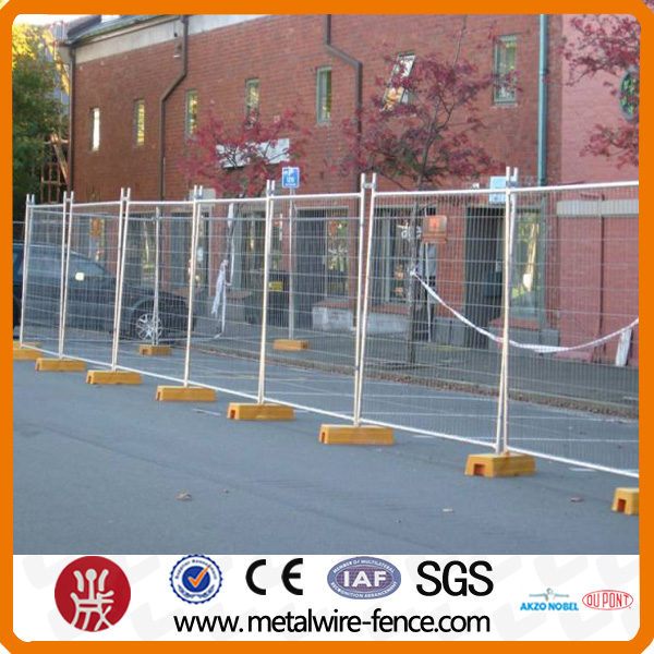 Temporary Fencing Fence Set ( Panel, Base & Clamp )