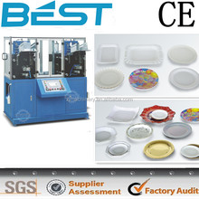 High quality fully automatic paper plate making machine