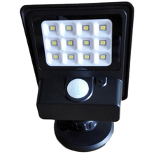 Outdoor 5.5V 0.8W 360 Degree Battery Operated Security Led Solar Sensor Light