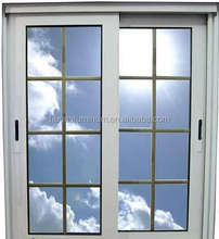 colorful strong anodized aluminum windows