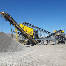 Bauxite quartz construction waste recycling crushing plant
