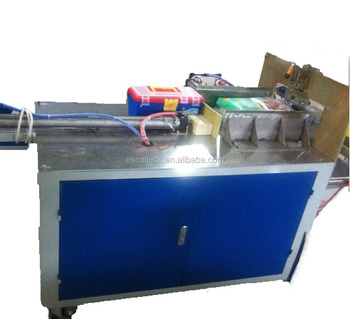 Semi-automatic baby diaper packaging machine