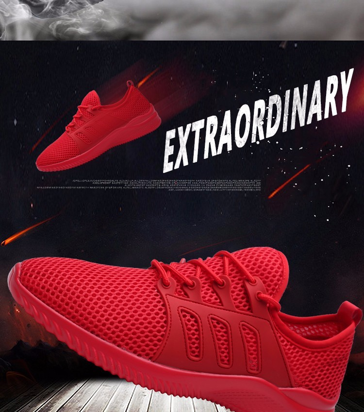 popular fashion 2017 sports shoes men running shoes