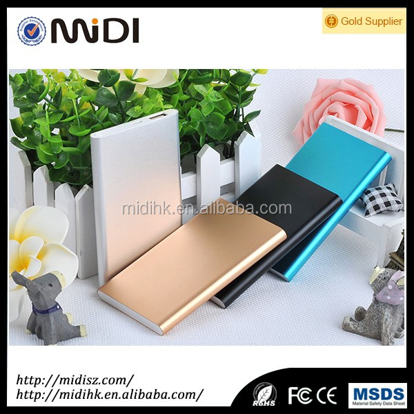 Cute OEM service portable power bank 4000mAh for iPhone