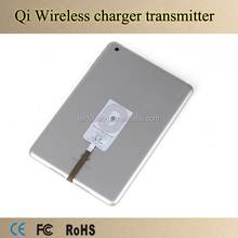 2016 New High Quality qi Wireless Charger for iPad 2,for iPad Mini,for iPad Air,Android Tablet PC and Smartphone