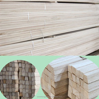 Rubber/paulownia /pine/poplar wood saw timber