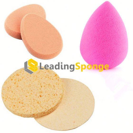 cosmetics cellulose sponge