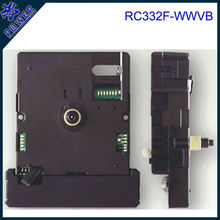 Radio controlled clock quartz sweep movement, clock parts & accessories