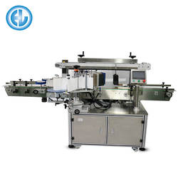 Top quality Automatic Commodities Packing and Labeling Machine for Two Sides Bottle