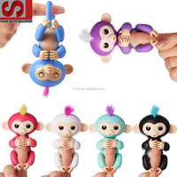 Amazon Hot Selling Interactive Baby Fingerlings