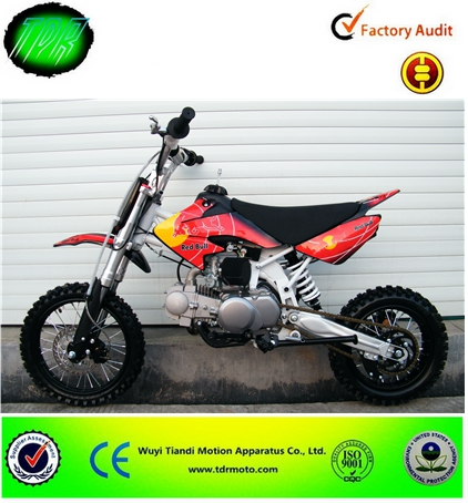 Wholesale CE good quality YX125cc off road motorcycle