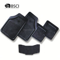 5 Pieces Set Car Mat For BMW