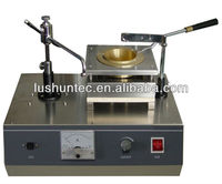 LS diesel flash point testing equipment /acetic acid flash point testing equipment