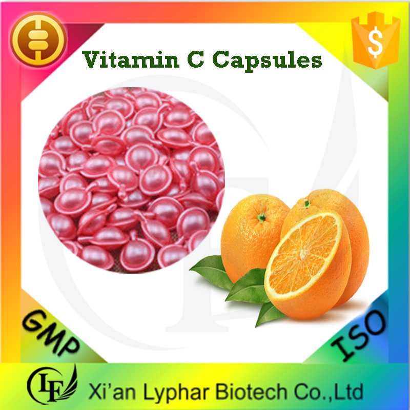 Wholesale High Quality Vitamin C Capsules