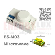 ES-M03 360 degree Microwave radar motion sensor motion sensor high sensitivity long distance