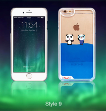Hot sale Transparent Phone Case Cover For Apple iPhone 5 6 6S 7 7S