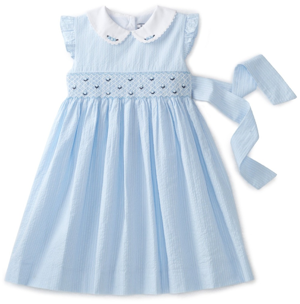 Latest Fashion Embroidered Sleeveless Girls Boutique