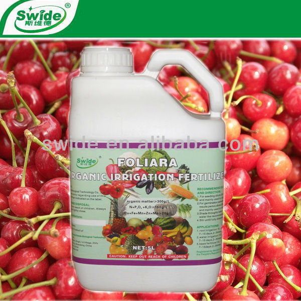 amino acid fertilizer & 100% water soluble