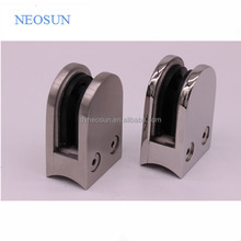 Stair Balustrade Balcony Railing Stainless Steel Glass Clip,Glass Holder,Glass Clamp