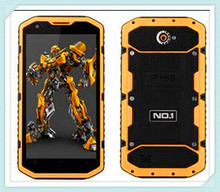 Best NO.1 X6800 IP68 5.5 Inch MSM8916 Quad Core Android 4.4 4G FDD-LTE Dustproof Shockproof Waterproof Rugged Phone