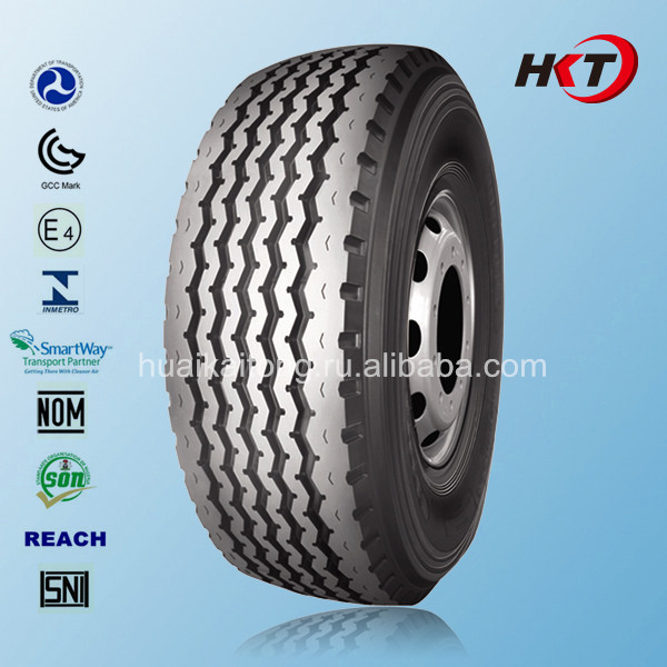 GCC Certificate Radial Truck tire hot sale in USA and Middle East 11R22.5 12R22.5 295/80R22.5