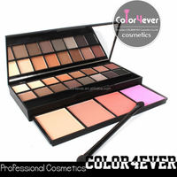 New products 2015 innovative product private labeling for Cosmetic Companies Make Up eye shadow palette