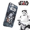 Silicone Phone Case for iPhone 6/6s Wars Star Mobile Phone Case for Smart Phone