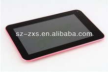 ZXS-Tablet PC 7' Cheap Allwinner BOXCHIP A20 7 Inch Capacitive Screen Dual Core Android Tablet,Dual Camera HDMI MID