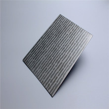 acid etching metal stainless steel sheet with cheap price