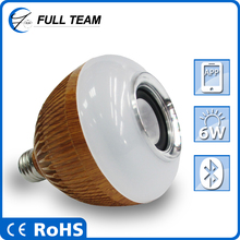2016 Mi light Top Quality Android/IOS App RGBW timming and music 8W saturation e27 bluetooth rgb led bulb with 50000 working hrs