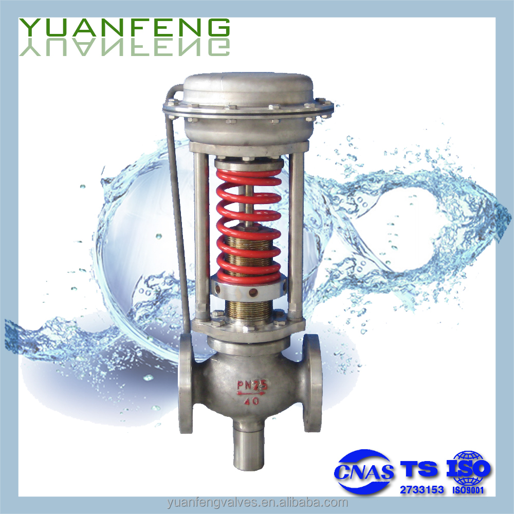 ZZLP REGULATOR Self-Operated Flow Regulating(Control) Valve