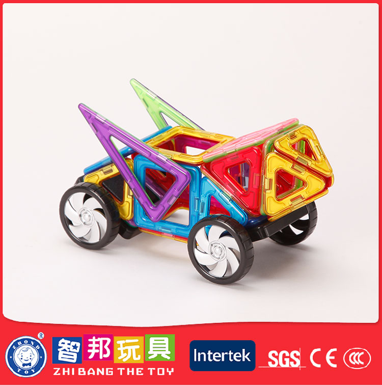 Latest Design Superior Quality Building Blocks Triangle Toy