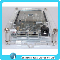 Customized acrylic circuit board box storage case
