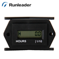 waterproof runleader hour meter techmeter suit for AC DC device