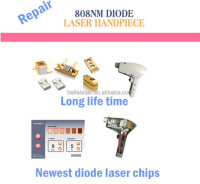 alma lasers soprano diode hand piece repair Korea repairing and recondition services