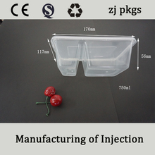 PP Plastic Type and Food Use Plastic Lunch box
