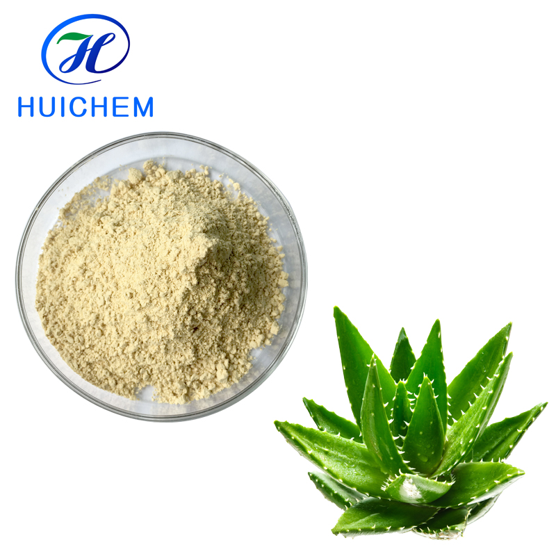 Aloe Vera Powder ISO Certificated 100% Powder Nature Aloe Vera Extract