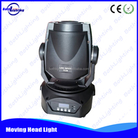 75w Spot Pro LED Powered Moving Head