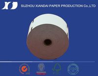 ATM Thermal Paper / Top Paper Roll (80mm width, 70mm diameter, 60meter length)
