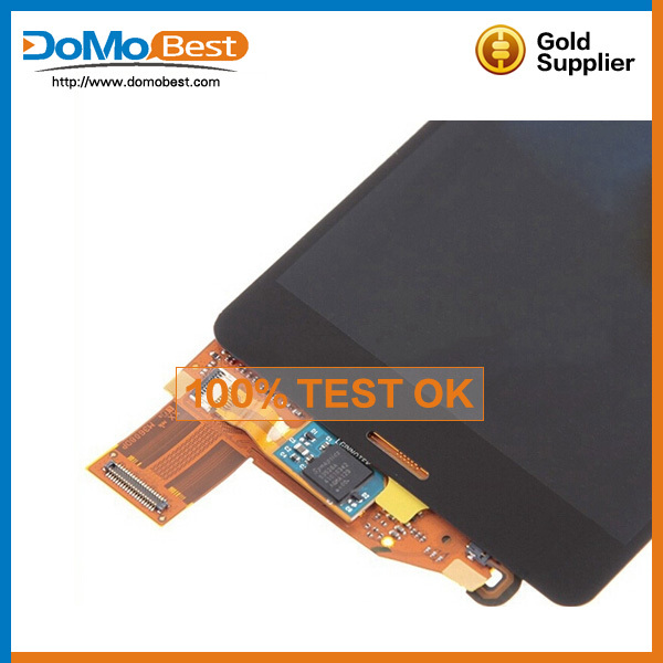 LCDs manufacturer,lcd screen digitizer replacement for Sony Xperia Z3 Compact