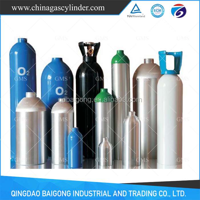 Hot Sale Aluminum Alloy Gas Cylinder