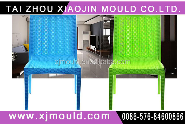 Plastic chair mould plastic household furniture table mold