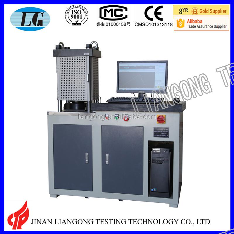 concrete testing machine