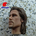 Poly Head, Custom Silicone Molds, Scale Head Model for Toys