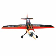 "Oracover film balsa wood aeroplane F120 SU-26 88.9"" 50cc gas engine rc airplane model"
